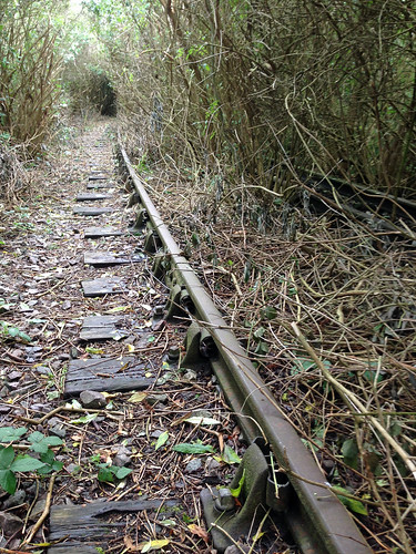 Croxley Green branch line | by diamond geezer
