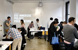 Looking at @GA UXD Projects before #walkingtoworktoday | by Michael Surtees