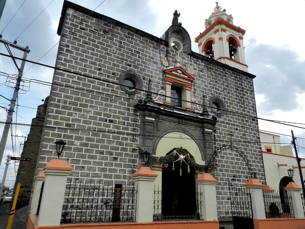 Templo de San Diego Alcalá
