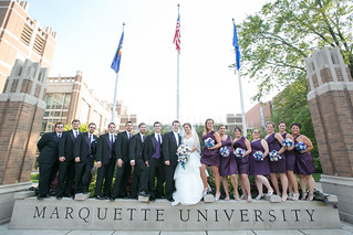 Marquette Wedding Photos | by Marquette University