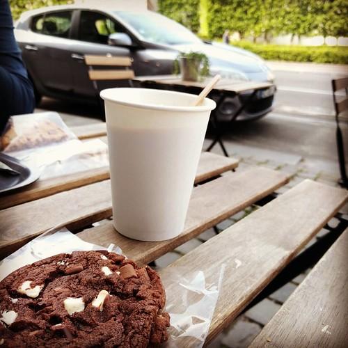 Tea time 😍 #brussels #brusselslove