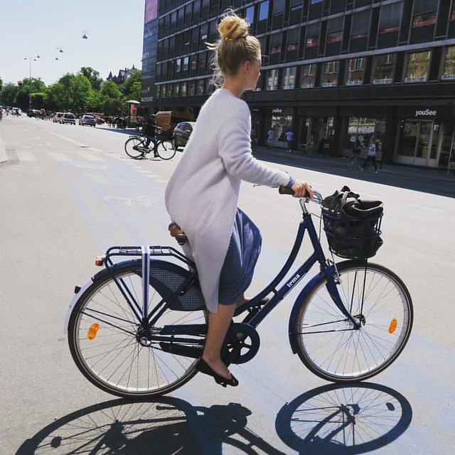 #farewell #copenhagen and all your #cyclechic ness! It's been lovely, inspiring and everything in between.