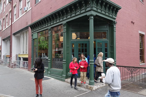 Stumptown Coffee Roasters | W 8th St (MacDougal St) | Greenwich Village | by Project Latte - Cafe Culture