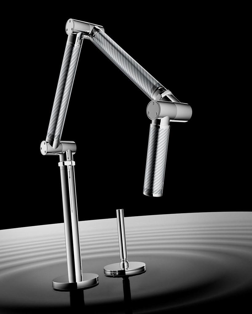 CGI Product Rendering of Kohler Karbon Faucet | aa reps | Flickr