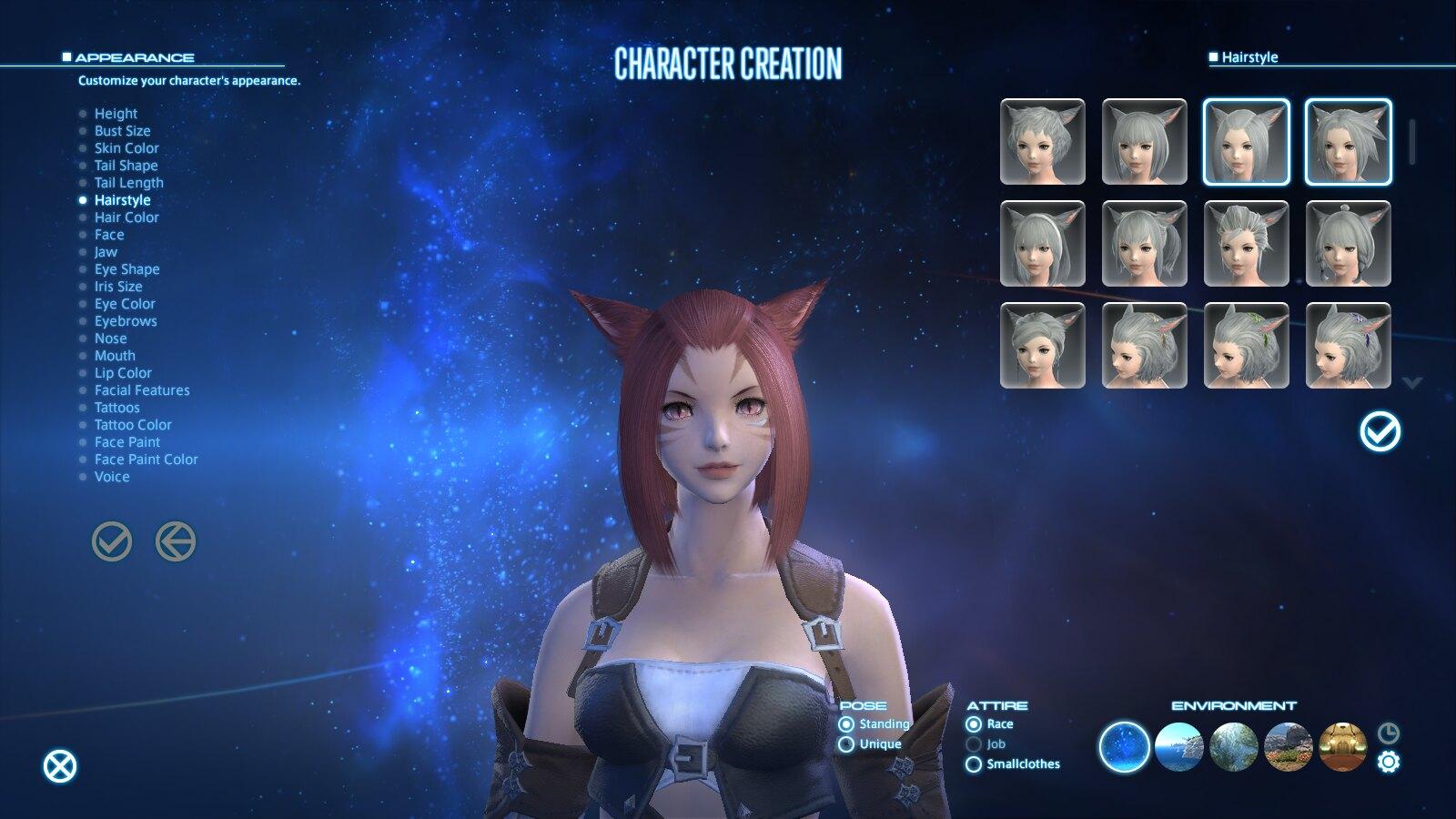 Ffxiv Character Creation - talkingfasr