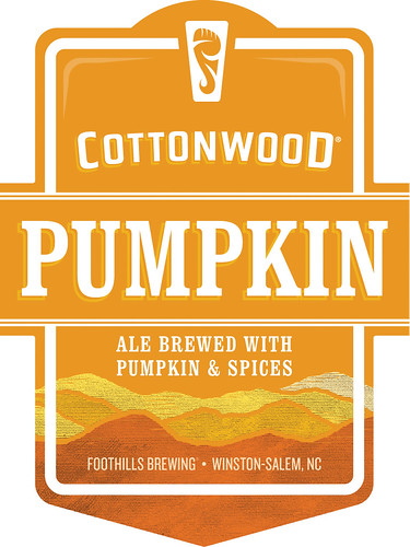Foothills Brewing Pumpkin Ale 2013 | by VisitWS