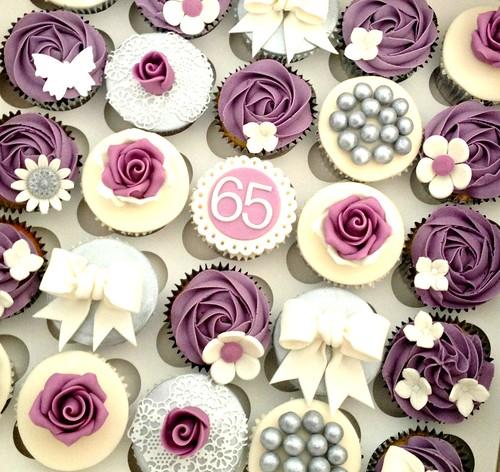 St Birthday Cupcake Cake Ideas
