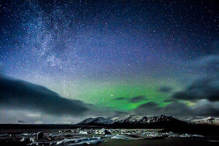 Stars over Iceland | by Claudia Regina CC