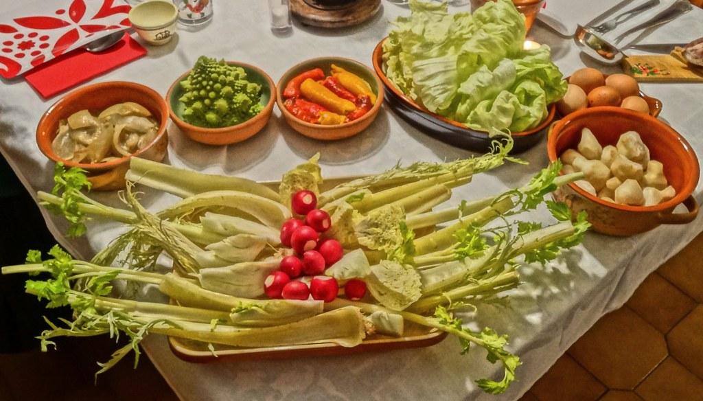 Verdure per bagna cauda piemontese cardi cavoli finocchi su flickr