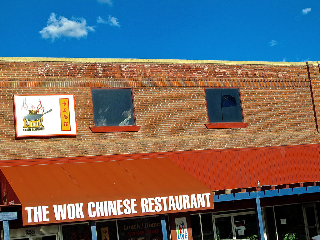 The Wok Chinese Restaurant Fallon Nv The Wok Chinese Res Flickr
