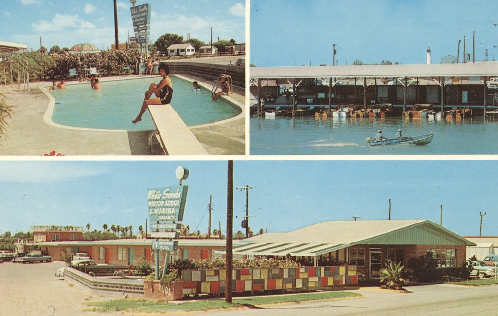 White Sands Motor Lodge and Marina, Inc. - Port Isabel, Texas