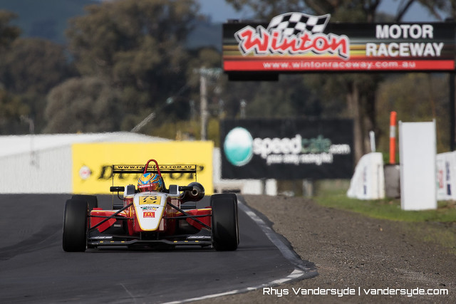 Shannons Nationals - Winton Raceway -2016