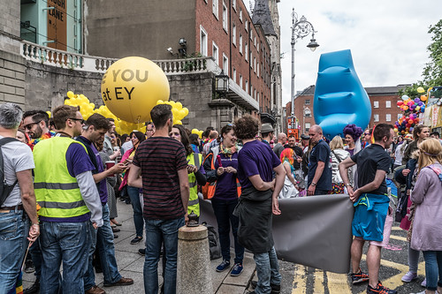 PRIDE PARADE AND FESTIVAL [DUBLIN 2016]-117985 | by infomatique