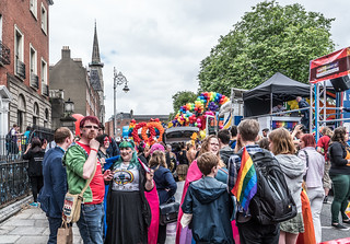 PRIDE PARADE AND FESTIVAL [DUBLIN 2016]-117976 | by infomatique