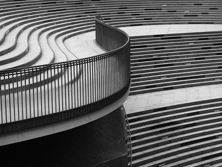 Curved Steps | by philHendley