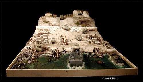how to build a diorama of mesopotamia