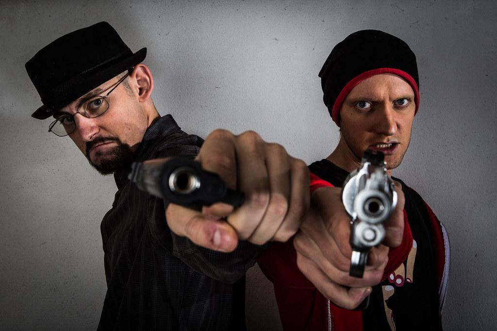 Breaking Bad Photoshoot Dirige De Main De Maitre Par Geoff Flickr