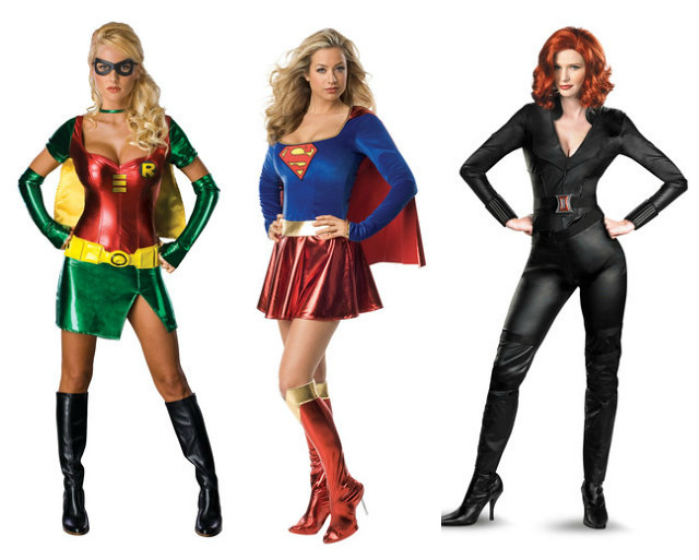 Womenu0027s Superhero Costumes | by krystalskitsch Womenu0027s Superhero Costumes | by krystalskitsch  sc 1 st  Flickr & Womenu0027s Superhero Costumes | Krystal B | Flickr
