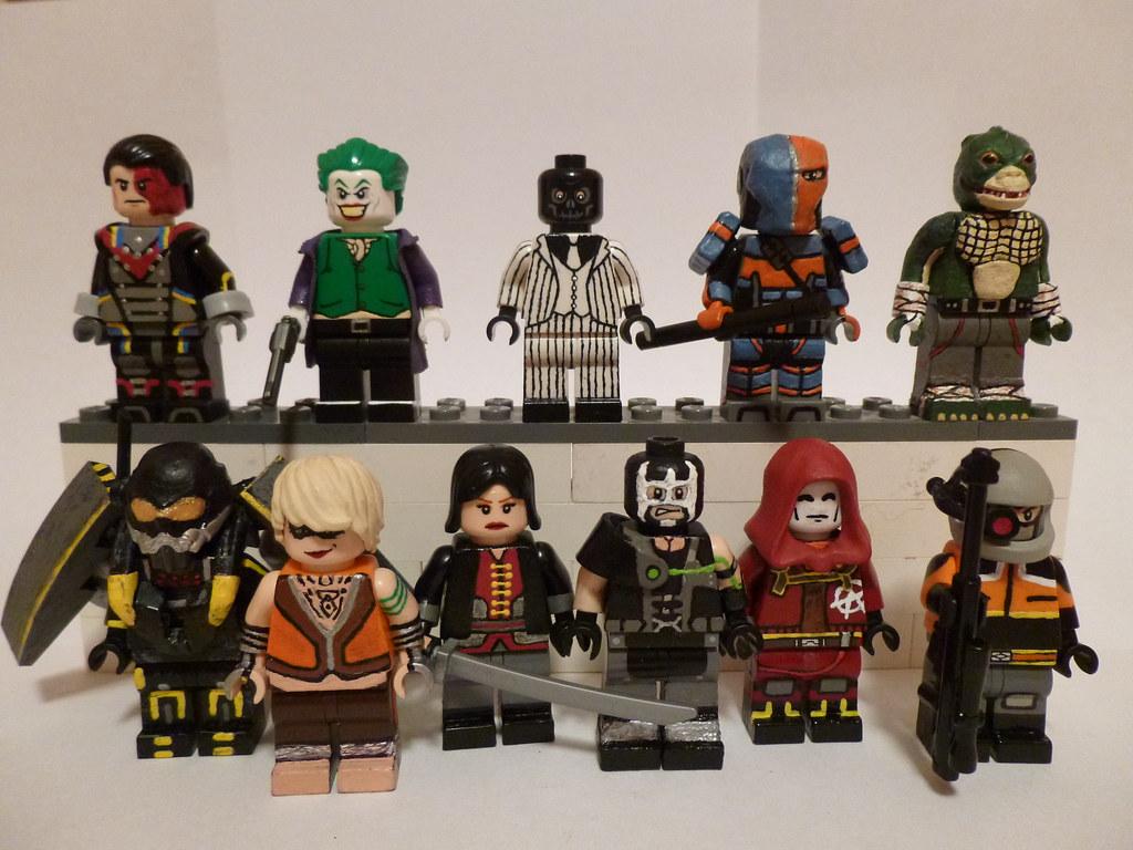 Lego Deadshot Arkham Origins | www.pixshark.com - Images ...