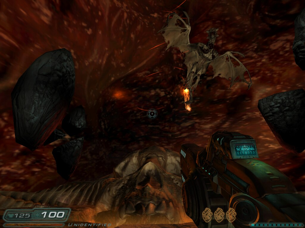 Doom 3 Resurrection Of Evil Wallpaper