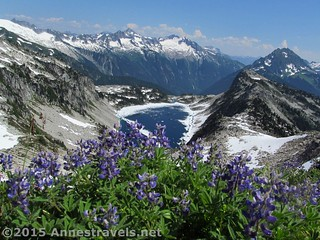 Hidden Lake and Lupines | by Annes Travels