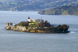 Scenic view of Alcatraz Island | by Photo Everywhere