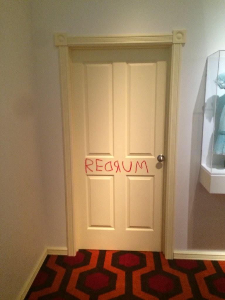 ... Redrum door - The Shinning | by CarlosPacheco & Redrum door - The Shinning | Carlos Pacheco | Flickr
