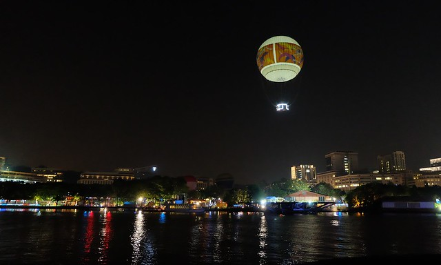 Putrajaya Hot Air Balloon