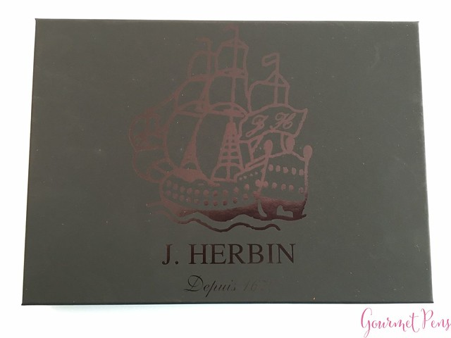 Review J. Herbin Tempête Fountain Pen Gift Set @NoteMakerTweets1