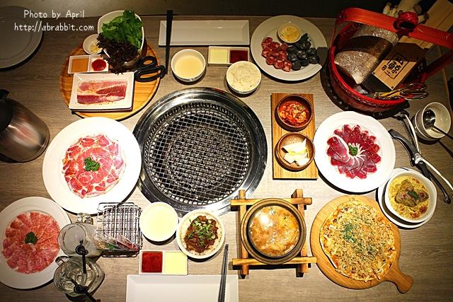 [台中]山鯨燒肉–印月集團的最新力作,彷彿身在日本品嚐優質燒肉!來店必拍山鯨六景!@北區 漢口路