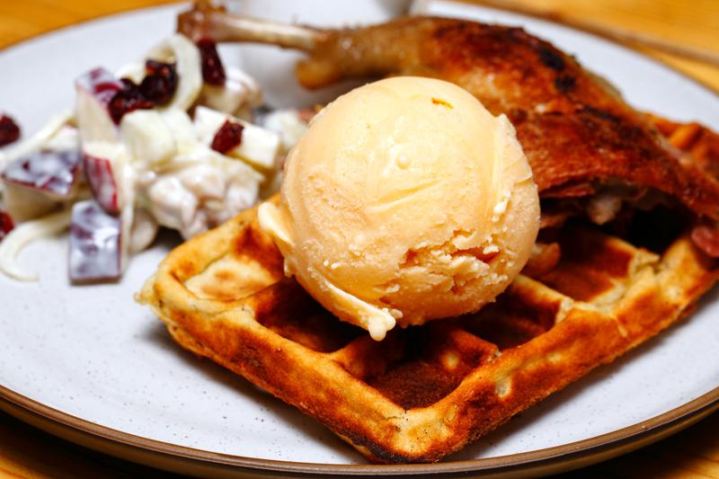 Thirdwave Bacon Flavored Ice Cream