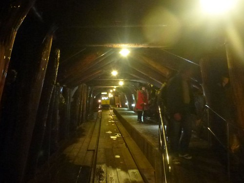 Ashio Copper Mine site