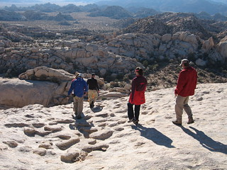 Desert Institute Class on South Astrodome | by Joshua Tree National Park