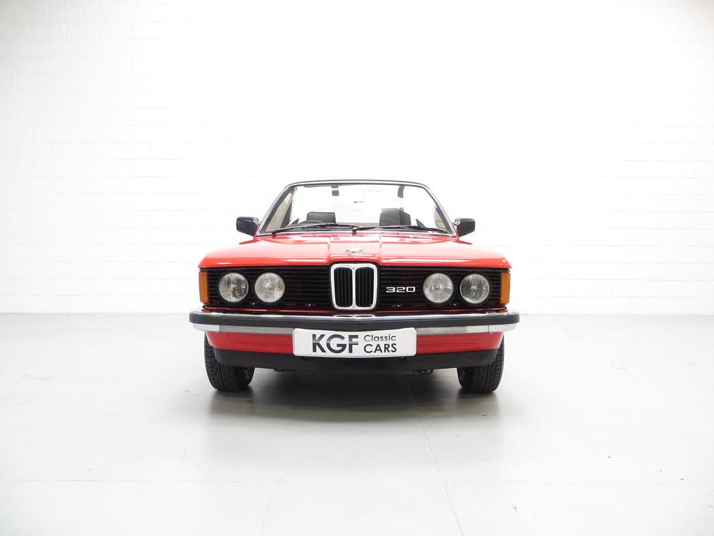 Bmw Baur Convertible Kgf Classic Cars Flickr