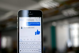 Facebook Messenger app | by Janitors
