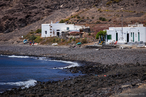 Casitas de playa playa quemada lanzarote santimb photos flickr - Casitas de playa ...