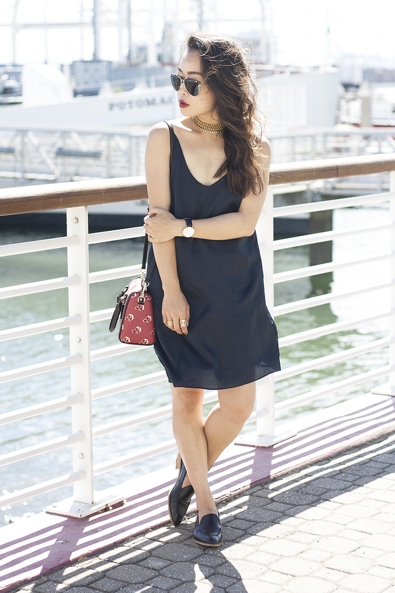 06summer-slipdress-lulufrost-chokers-everlane-loafers-sf-style-fashion