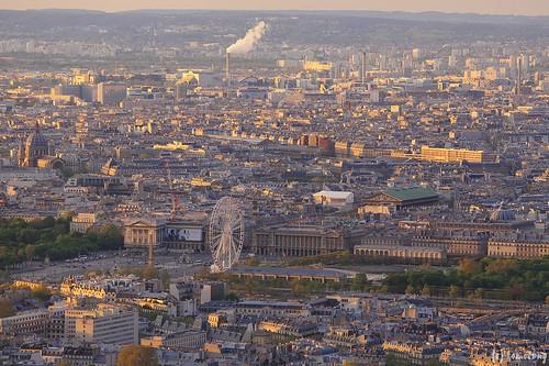 The Montparnasse Tower Observation deck
