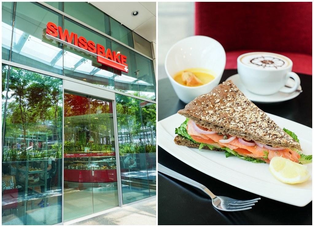 Bedok Mall必去餐厅:Swissbake
