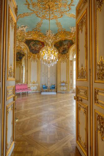 Le salon du prince hotel de soubise paris hdr with tse - Salon du mobilier paris ...