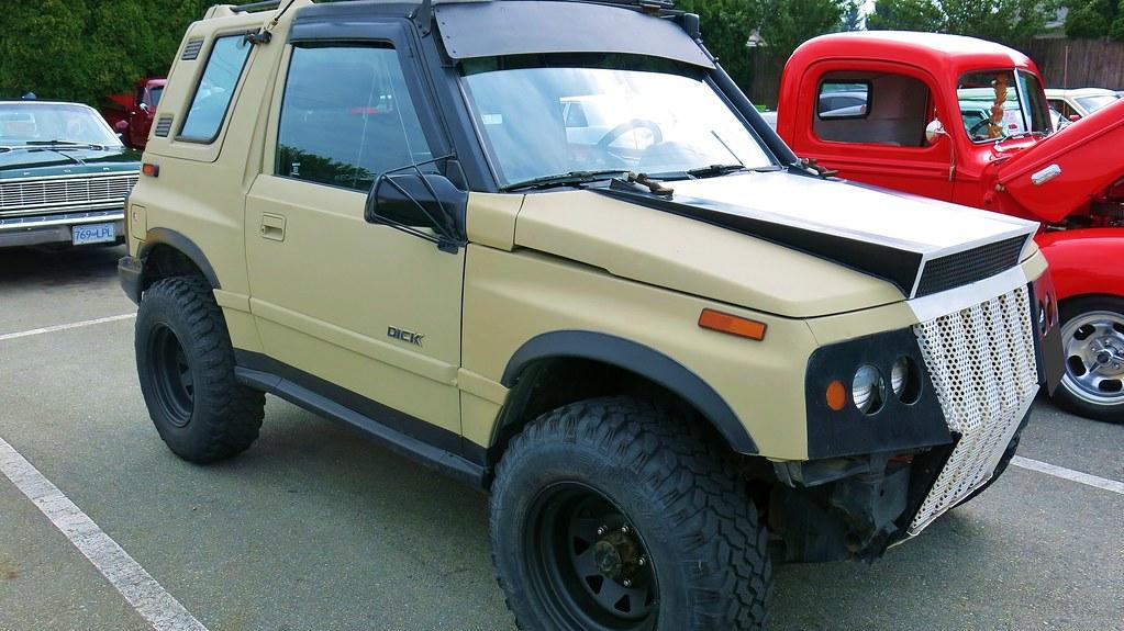 1991 Suzuki Sidekick 4X4