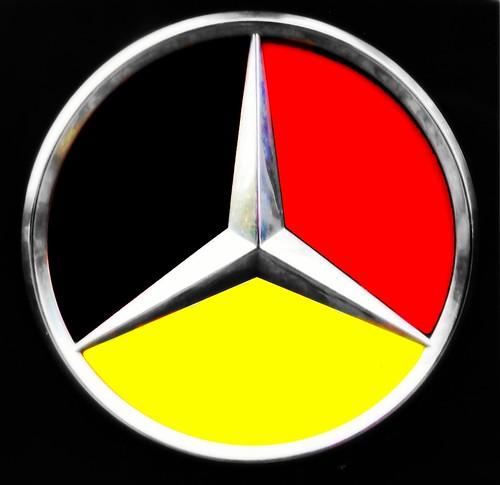 Logo Emblem Ci Mercedes Benz Mercedes Stern Mit Den D