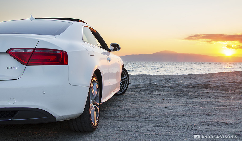 Audi Sunset And Flickr - Sunset audi