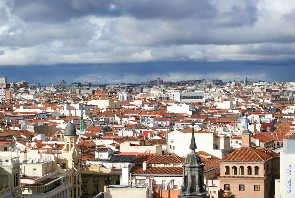 Madrid Azotea Circulo De Bellas Artes 1 Sony Dsc