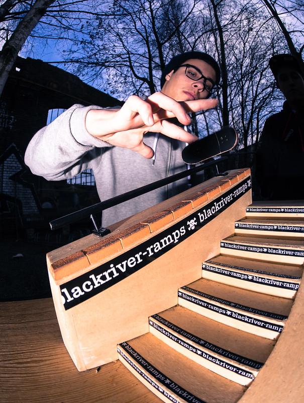 Albert Diaz - Switch Flip Backtail