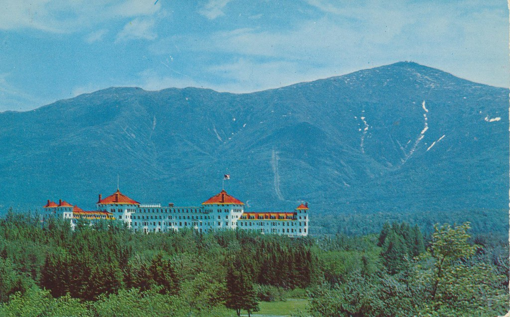 Mt. Washington Hotel - Bretton Woods, New Hampshire
