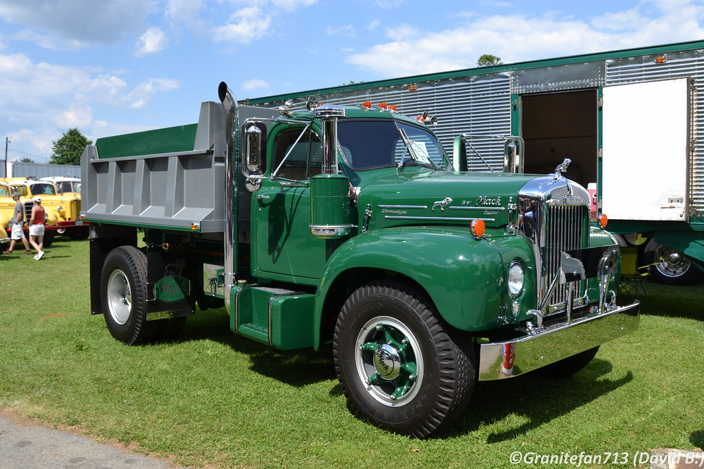 1958 mack b 61 dump truck trucks buses trains by granitefan713 Truck Models Mack B 81 1958 mack b 61 dump truck by trucks buses trains by