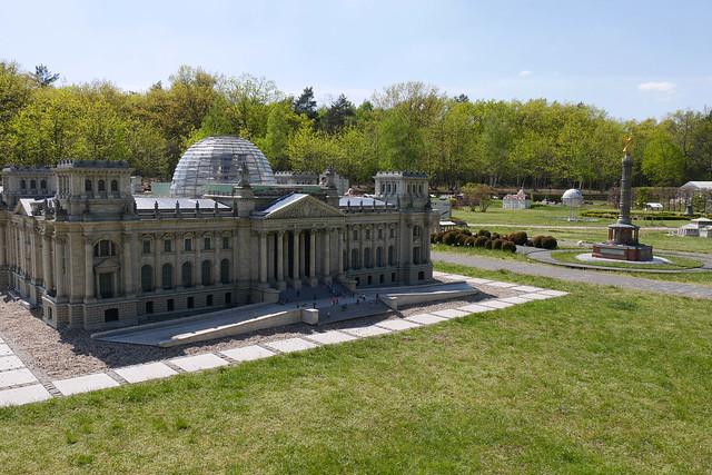 Mini Reichstag!