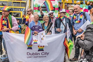 PRIDE PARADE AND FESTIVAL [DUBLIN 2016]-118093 | by infomatique