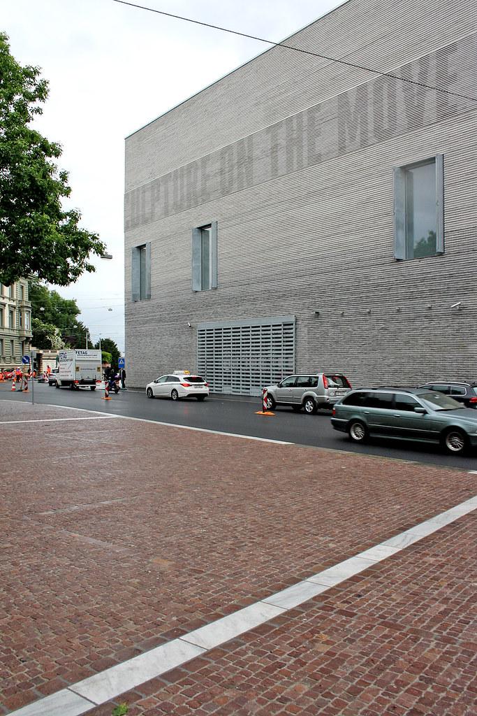 Kunstmuseum Basel by Christ & Gantenbein
